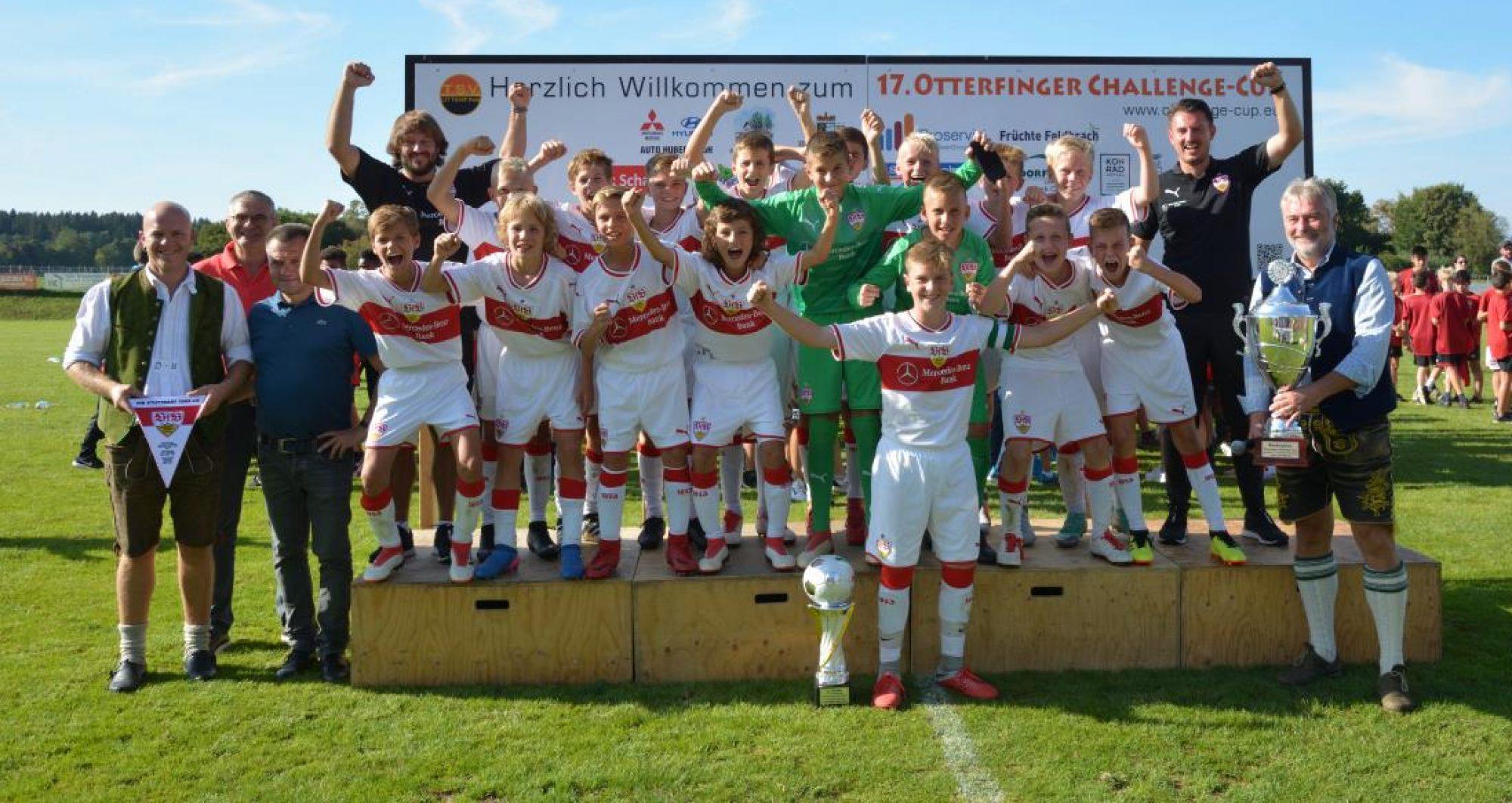 Otterfinger Challenge-Cup 2018 für U13 Mannschaften